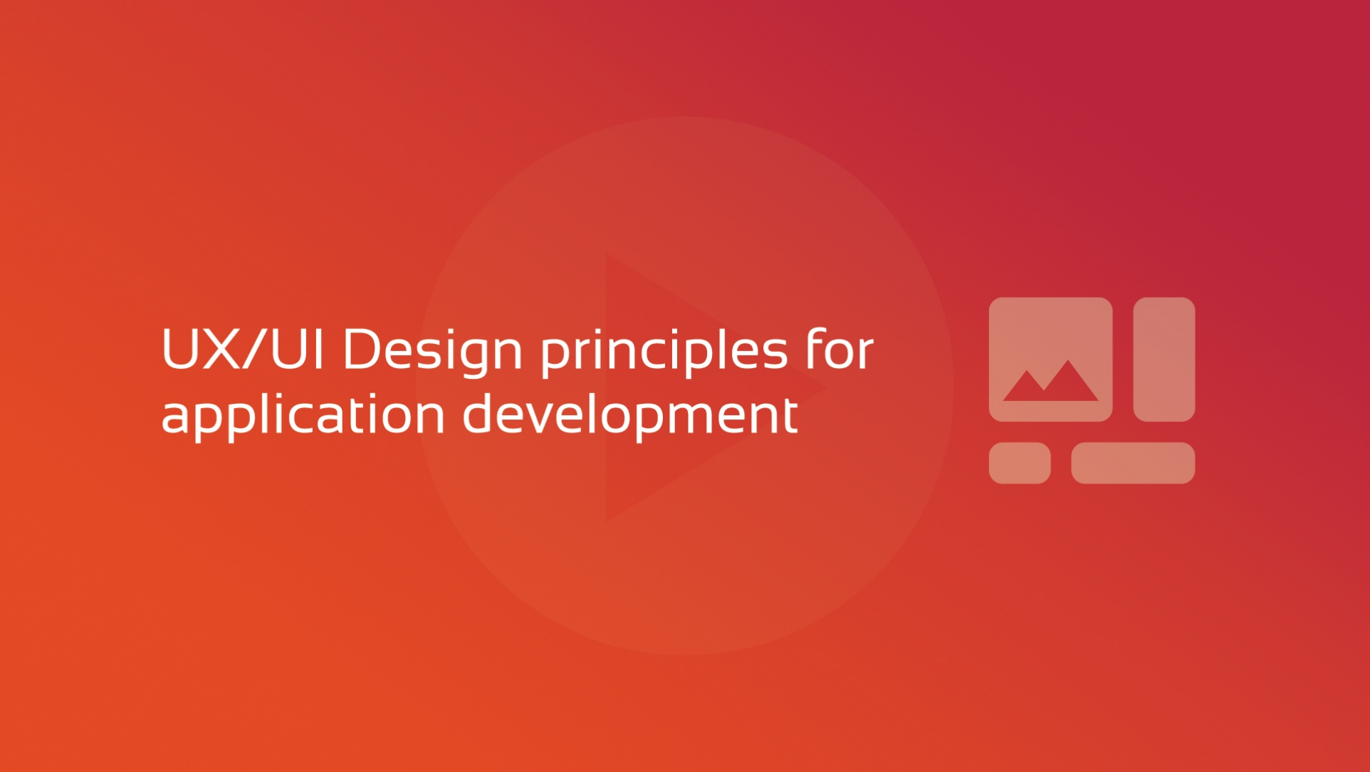 2019-10-04 DFLC UX UI Design principles for application development
