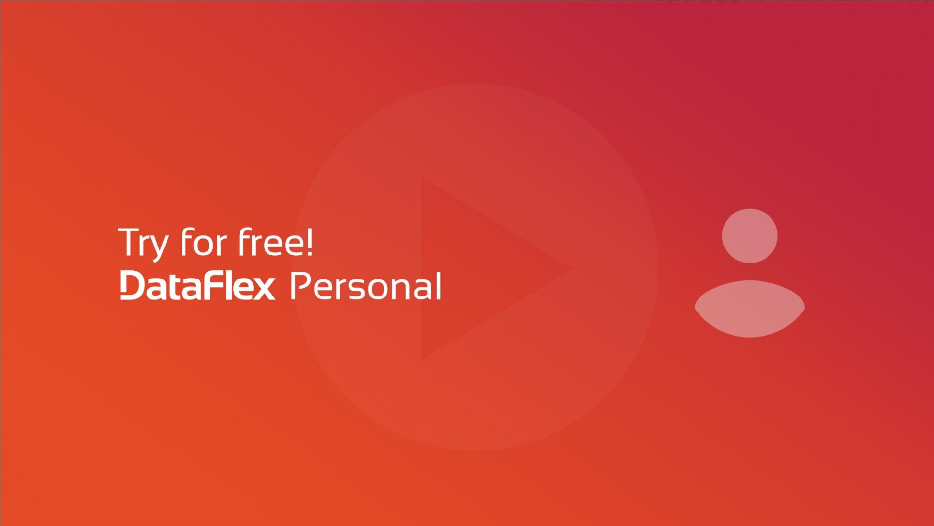 2019-12-02 DataFlex Personal OG