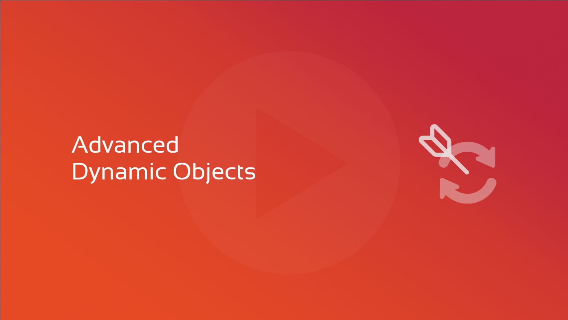 2020-03-09 Advanced Dynamic Objects OG V2