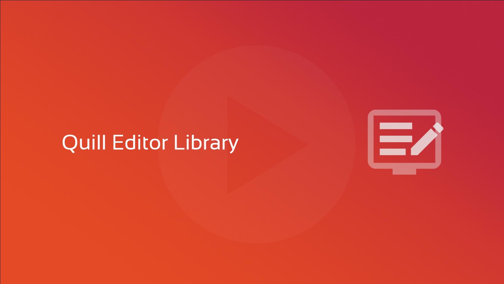 2020-08-19 Quill Editor OG V2