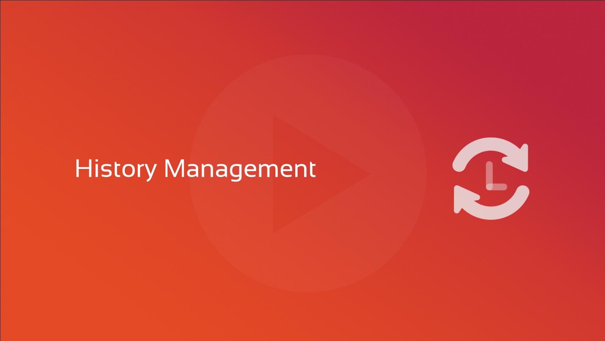 2020-08-28 History Management OG