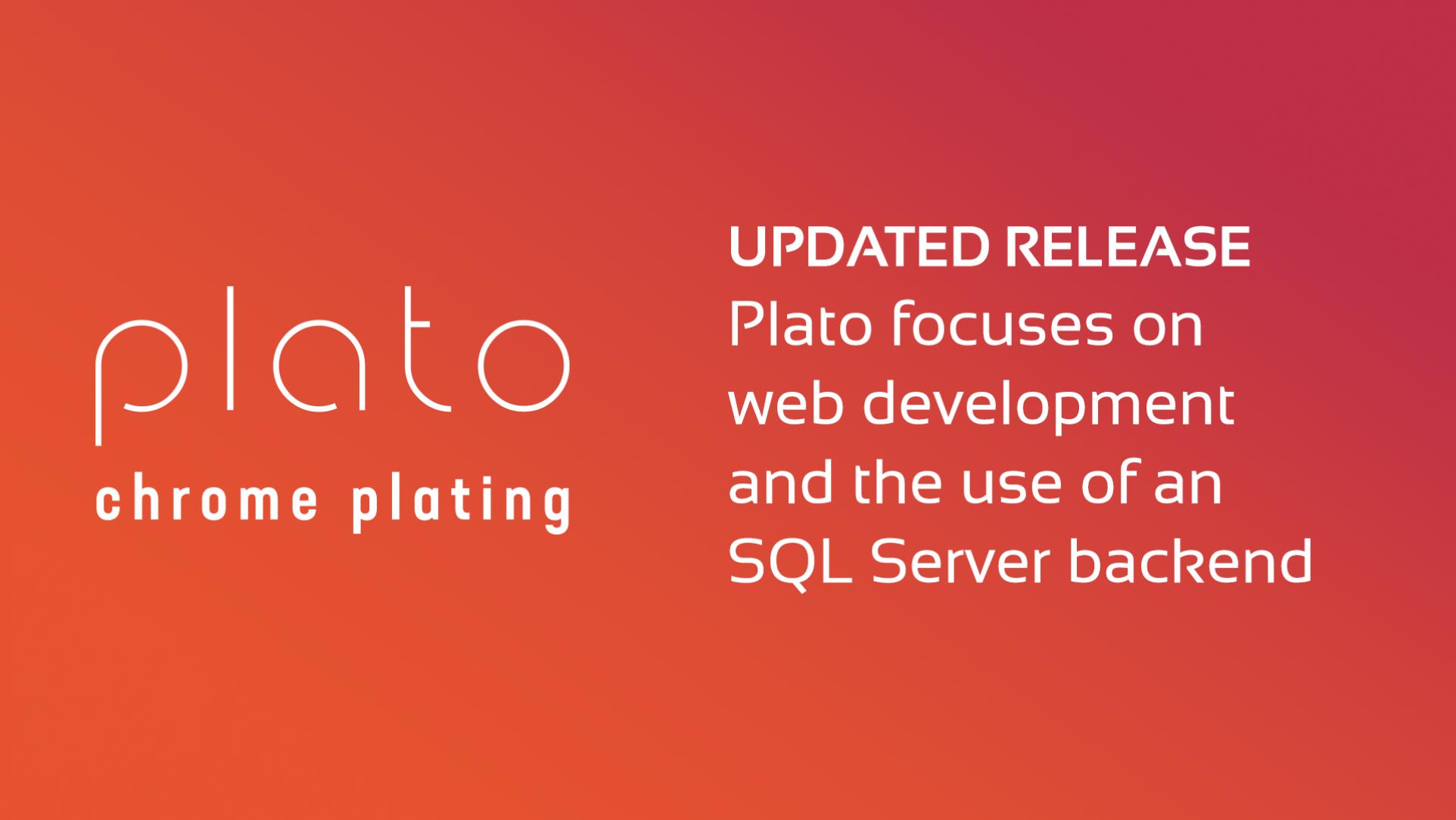 2021-04-19 Plato Updated release